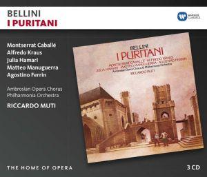 Bellini, V. - I Puritani (3CD) [ CD ]