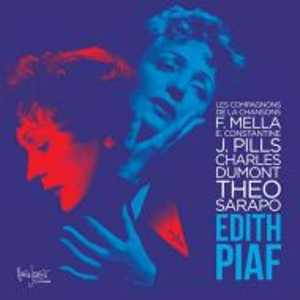 Edith Piaf - Edith Piaf [ CD ]