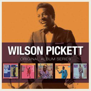 Wilson Pickett - Original Album Series (5CD) [ CD ]