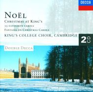 King's College Choir - Noel-Christmas At King's (2CD) [ CD ]