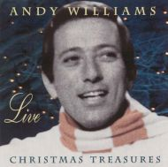 Andy Williams - Christmas Treasures Live [ CD ]