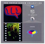 Yes - Triple Album Collection (3CD) [ CD ]