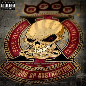 Five Finger Death Punch - A Decade Of Destruction [ CD ]