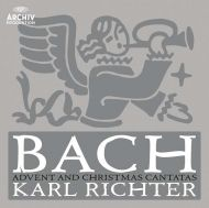 Bach, J. S. - Advent And Christmas Cantatas (4CD) [ CD ]