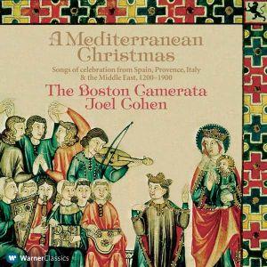 A Mediteranean Christmas - Joel Cohen & Boston Camerata [ CD ]