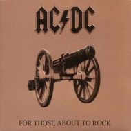 AC/DC - For Those About To Rock (We Salute You) (Vinyl) [ LP ]