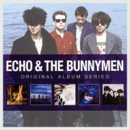 Echo & The Bunnymen - Original Album Series (5CD) [ CD ]