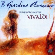 Vivaldi, A. - Les Quatre Saisons (The Four Seasons) & Concertos [ CD ]