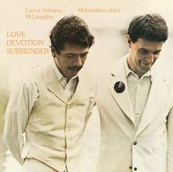Carlos Santana & Mahavishnu John McLaughlin - Love Devotion Surrender [ CD ]