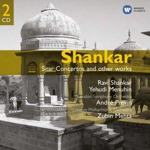 Ravi Shankar - Sitar Concertos & Other Works (2CD) [ CD ]