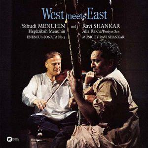 Ravi Shankar & Yehudi Menuhin - West Meets East: The Historic Shankar/Menuhin Sessions (Vinyl) [ LP ]