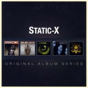 Static-X - Original Album Series (5CD) [ CD ]