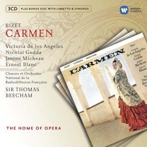 Bizet, G. - Carmen (4CD) [ CD ]