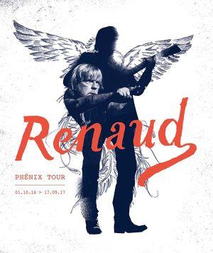 Renaud - Phoenix Tour (Blu-Ray) [ BLRY ]