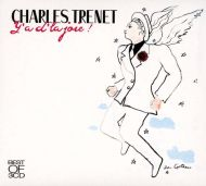 Charles Trenet - Y'A D'La Joie - Best Of (3CD) [ CD ]