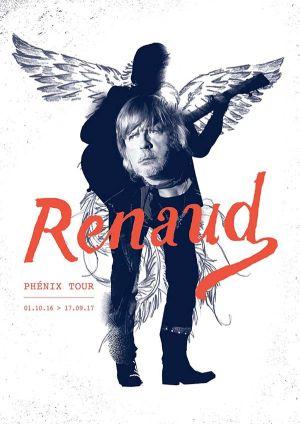 Renaud-  Phoenix Tour (2 x DVD-Video) [ DVD ]