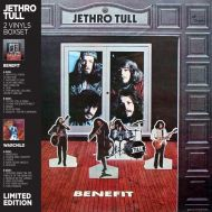 Jethro Tull - Benefit & Warchild (2 x Vinyl Box Set) [ LP ]