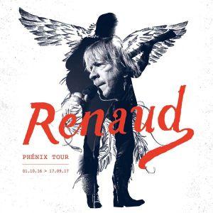 Renaud - Phoenix Tour (Limited Edition -3 x Vinyl) [ LP ]
