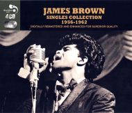 James Brown - Singles Collection 1956-1962 (4CD) [ CD ]