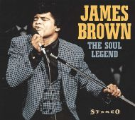 James Brown - The Soul Legend (5CD) [ CD ]
