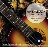 Andaluza - Guitar Classics - Various Artists [ CD ]
