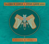 Chick Corea & Steve Gadd Band - Chinese Butterfly (2CD) [ CD ]