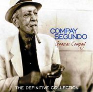 Compay Segundo - Gracias Compay (The Definitive Collection) (2CD) [ CD ]