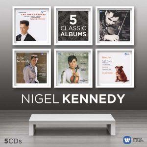 Nigel Kennedy - 5 Classic Albums (5CD Box Set) [ CD ]