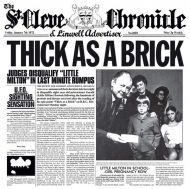 Jethro Tull - Thick As A Brick (The Steven Wilson 2012 Stereo Remix) [ CD ]