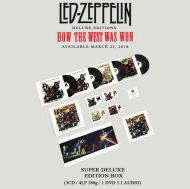 Led Zeppelin - How The West Was Won (Limited Super Deluxe Box -4 x Vinyl with 3CD & DVD) [ CD ]