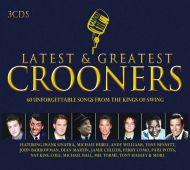 Latest And Greatest Crooners - Various Artists (3CD) [ CD ]