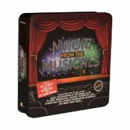 Magic from the Musicals: Essential Hit Songs From The Musicals - Various (3CD-Tin) [ CD ]