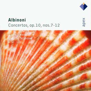 Albinoni, T. - Concertos Op.10 No.7-12 [ CD ]