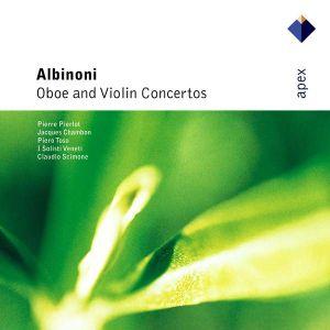 Albinoni, T. - Six Oboe & Violin Concertos [ CD ]
