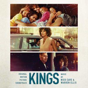 Nick Cave & Warren Ellis - Kings (Original Motion Picture Soundtrack) [ CD ]