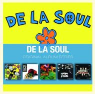 De La Soul - Original Album Series (5CD) [ CD ]
