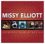 Missy Elliott - Original Album Series (5CD) [ CD ]