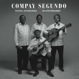 Compay Segundo - Nueva Antologia - 20 Aniversario [ CD ]
