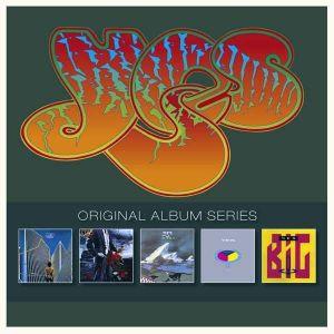 Yes - Original Album Series (5CD) [ CD ]
