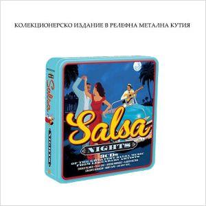 Salsa Nights - Various Artists (3CD-Tin box) [ CD ]