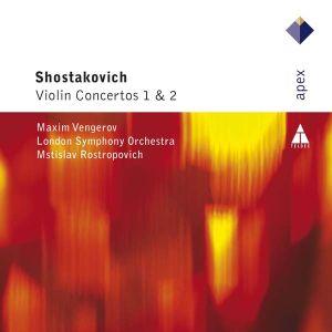 Maxim Vengerov - Shostakovich Violin Concertos No.1 & 2 [ CD ]