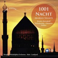 Arabian Nights - Korssakov, Tchaikovsky, Glasunov.. - Various [ CD ]