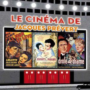 Le Cinéma de Jacques Prévert - Various Artists (2CD) [ CD ]