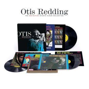 Otis Redding - The Definitive Studio Album Collection (7 x Vinyl Box Set) [ LP ]