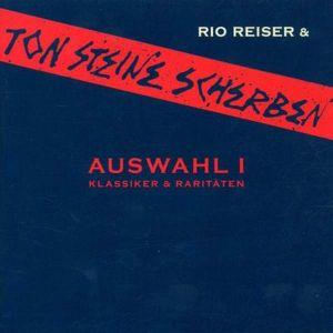 Ton Steine Scherben - Auswahl I - 1970-1981 [ CD ]