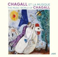 The Music World of Chagall - Various Artists [ CD ]