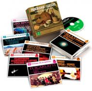 Panorama De La Guitare - The World Of Classical Guitar Music - Various (25 CD Box Set) [ CD ]