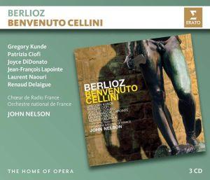 Berlioz, H. - Benvenuto Cellini (3CD) [ CD ]