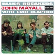 John Mayall with Eric Clapton - Blues Breakers [ CD ]