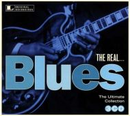 The Real… Blues Collection - Various Artists (3CD Box) [ CD ]
